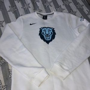 Columbia university fencing sweatshirt